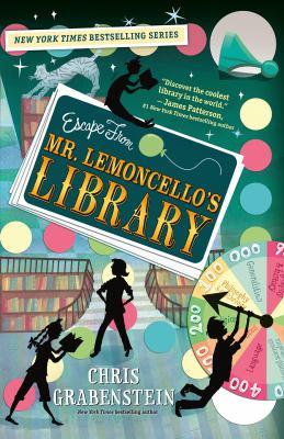 Details about Escape From Mr. Lemoncello's Library