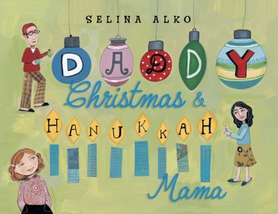 Details about Daddy Christmas and Hanukkah Mama