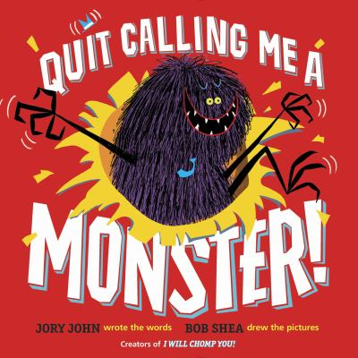 Details about Quit Calling Me a Monster!