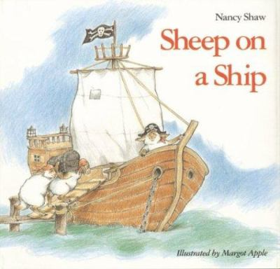 Details about Sheep On a Ship