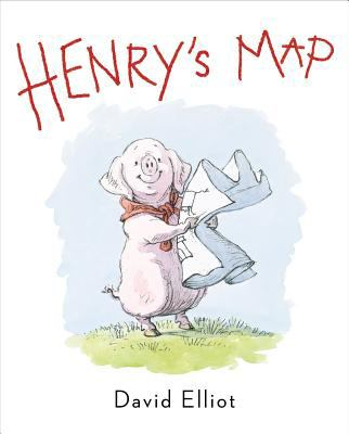 Details about Henry's Map