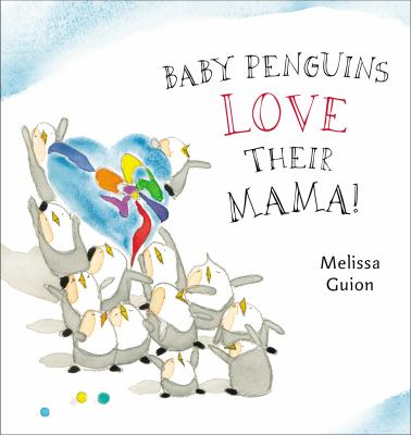 Details about Baby Penguins Love Their Mama!