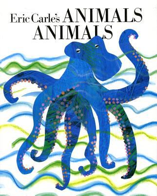 Details about Eric Carle's Animals Animals