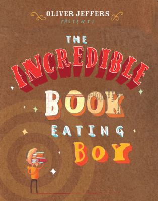 Details about The Incredible Book Eating Boy