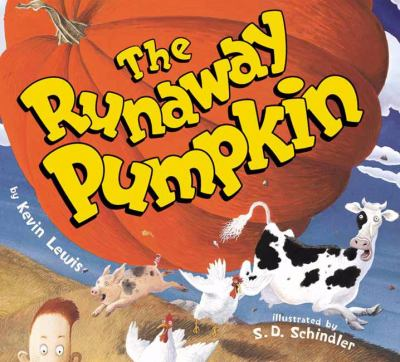 Details about The Runaway Pumpkin