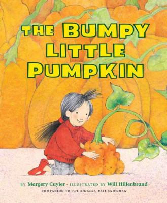 Details about The Bumpy Little Pumpkin