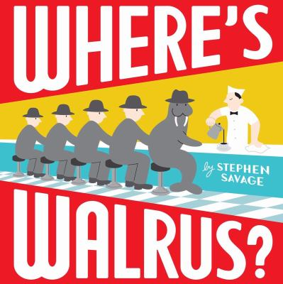 Details about Where's Walrus?