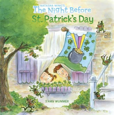 Details about The Night Before St. Patrick's Day
