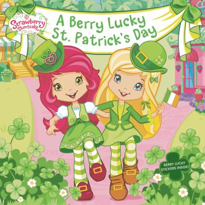 Details about A Berry Lucky St. Patrick's Day