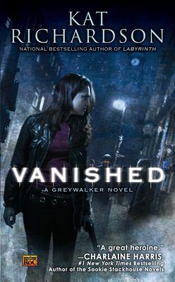 Details about Vanished A greywalker Novel