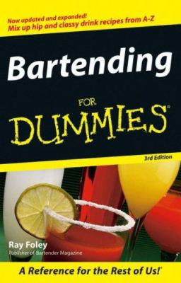 Details about Bartending for dummies