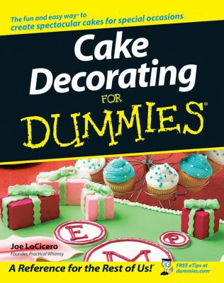 Details about Cake decorating for dummies