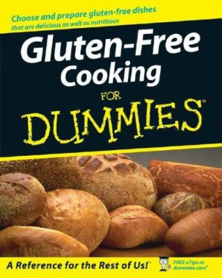 Details about Gluten-free cooking for dummies