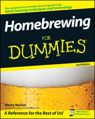 Details about Homebrewing for dummies