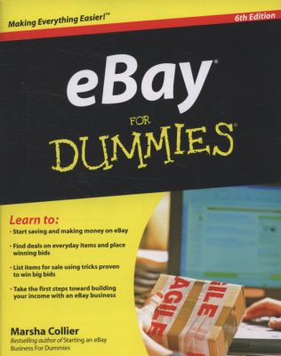 Details about EBay for dummies