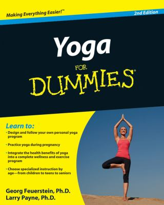 Details about Yoga for dummies.