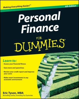 Details about Personal finance for dummies