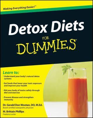 Details about Detox diets for dummies.