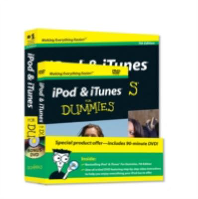 Details about iPod & iTunes for dummies