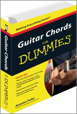 Details about Guitar Chords for Dummies.