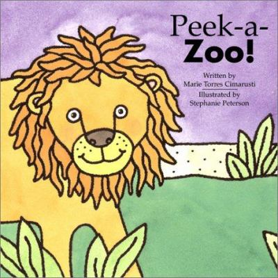 Details about Peek-a-Zoo!