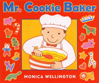 Details about Mr. Cookie Baker