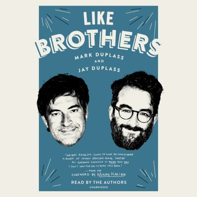 Details about Like Brothers (sound recording)