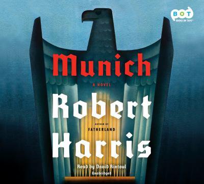 Details about Munich: A Novel (sound recording)