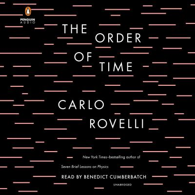 Details about The Order of Time (sound recording)