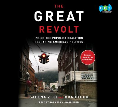 Details about The Great Revolt: Inside the Populist Coalition Reshaping American Politics