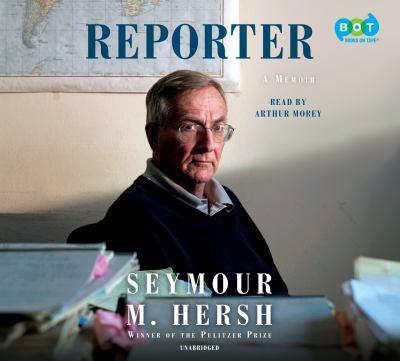 Details about Reporter: A Memoir (sound recording)