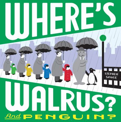 Details about Where's Walrus? and Penguin?