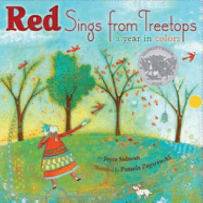 Details about Red Sings from Treetops: a year in colors