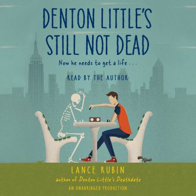 Details about Denton Little's Still Not Dead (sound recording)