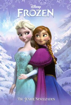 Details about Frozen Junior Novelization