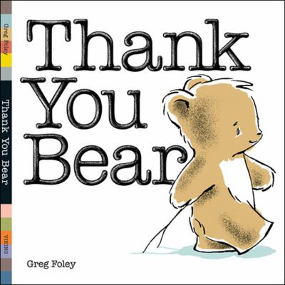 Details about Thank You Bear