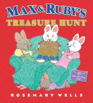 Details about Max and Ruby's Treasure Hunt