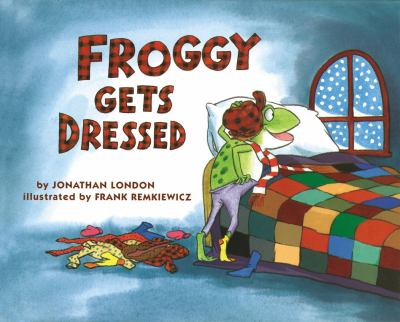 Details about Froggy Gets Dressed