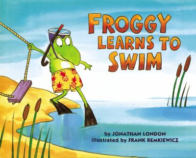 Details about Froggy Learns To Swim