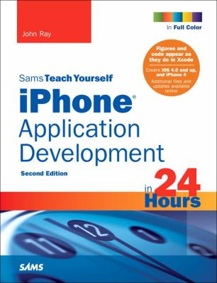 Details about iPhone Application Development in 24 Hours