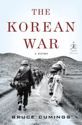 Details about The Korean War : a history