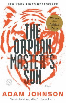 Details about The orphan master's son a novel
