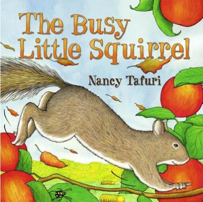 Details about The Busy Little Squirrel