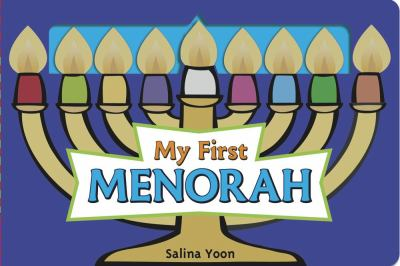 Details about My First Menorah