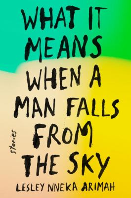 Details about What It Means When a Man Falls from the Sky: Stories