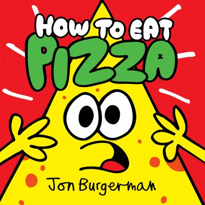 Details about How to Eat Pizza