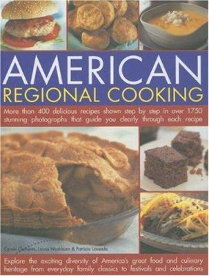 Details about American regional cooking