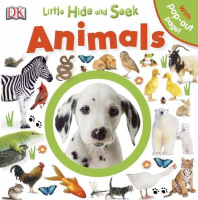 Details about Little Hide and Seek Animals : Find Spotty Puppy Throughout the Book!
