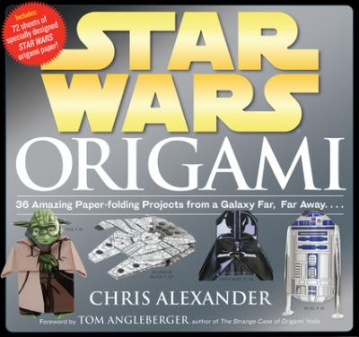Details about Star Wars Origami 36 Amazing Paper-folding Projects from a Galaxy Far, Far Away....