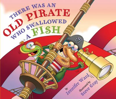 Details about There was an old Pirate who Swallowed a Fish